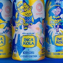 Tesoros: el bicentenario del Perú tiene su colección Inca Kola